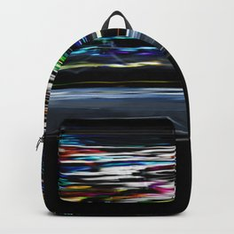 The Night At High Speed Backpack