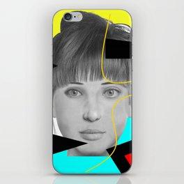 Woman N89 iPhone Skin