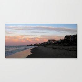 Brant Rock Beach Canvas Print