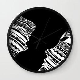 Freely United Wall Clock