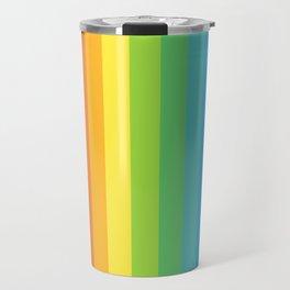 Solid Rainbow Travel Mug