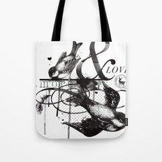 Amore & Love Tote Bag
