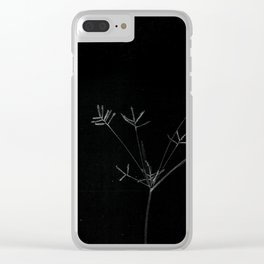 Meditation on Violence Clear iPhone Case