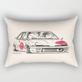 Crazy Car Art 0171 Rectangular Pillow