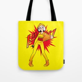 Exiled From Heaven - Pollera Fabi Tote Bag