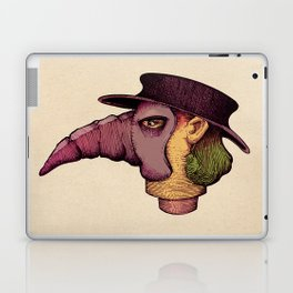 Plague Doc Laptop & iPad Skin