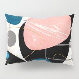 Mid Century Pebbles Pillow Sham