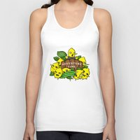 lemongrab Tank Tops featuring Lemongrab's Acceptable Lemonade  by BlacksSideshow
