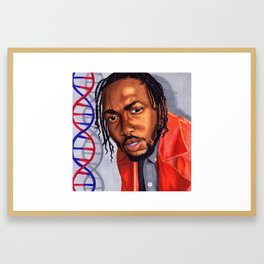 I've Got Loyalty, Got Royalty Framed Art Print
