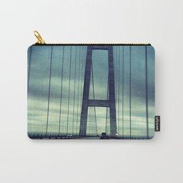 Great Belt Bridge Carry-All Pouch