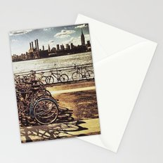 NYC Bikes Stationery Cards