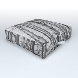 Into the Woods Outdoor Floor Cushion