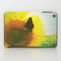 sunflower iPad Cases featuring Sunflower by Falko Follert Art-FF77