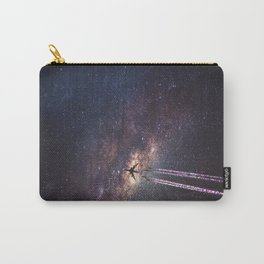 intergalactic space travel Carry-All Pouch