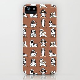 Havanese Yoga iPhone Case