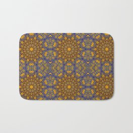 Vintage Morrocan Tile Bath Mat