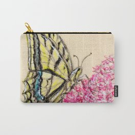 Collette's butterfly Carry-All Pouch