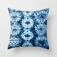 INDIGO N2 Throw Pillow
