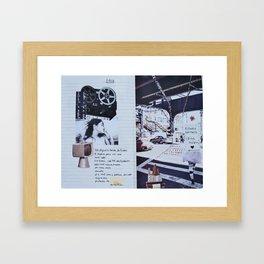 2016 Framed Art Print