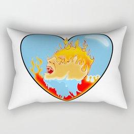 dilema  Rectangular Pillow