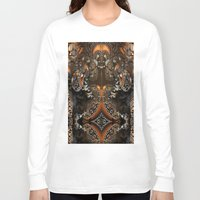 mother Long Sleeve T-shirts featuring Mother by Robin Curtiss