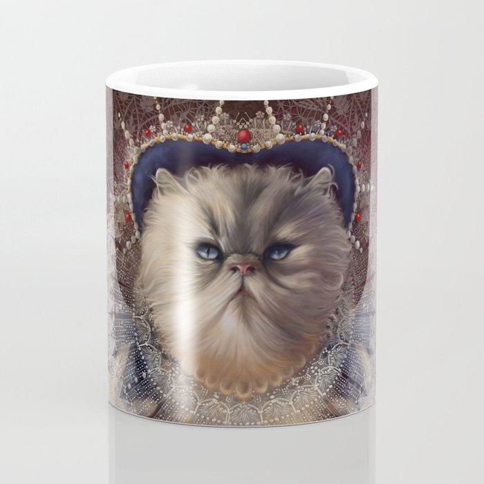 Cat Queen Coffee Mug