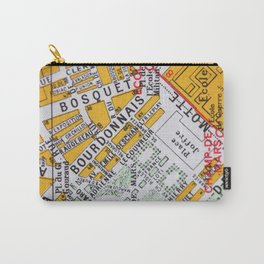 Paris Streets 2 Carry-All Pouch