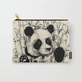 Taiji Panda Carry-All Pouch