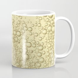 Champagne bubbles Coffee Mug