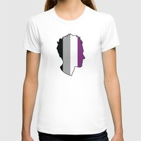 asexual T-shirts featuring Asexual Love by Winter Graphics