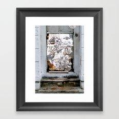 BudJem Framed Art Print