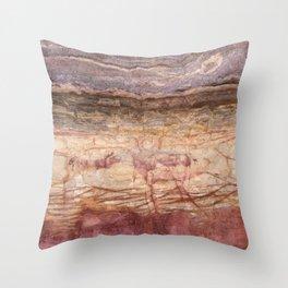 Stone Sky 02 Throw Pillow