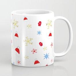 Winter Hats And Mittens Coffee Mug