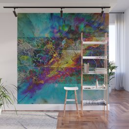 Untitled 2019, No. 8 Wall Mural