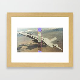 Planes #11 Framed Art Print