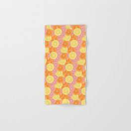 Citrus State of Mind Hand & Bath Towel