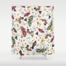 Mothematics Shower Curtain