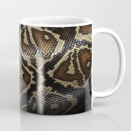 Snake Skin Coffee Mug