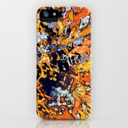 Ice Caps: Prophetic Reality iPhone Case