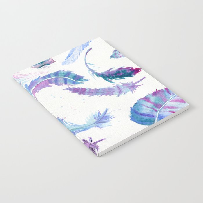 Magic Feathers  Notebook