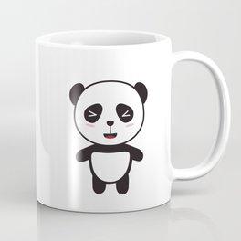 Kawaii Panda Bear Coffee Mug