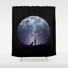 Stargaze Shower Curtain