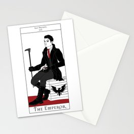 Kaz Brekker - The Emperor Stationery Cards
