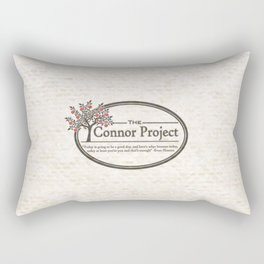 The Connor Project Rectangular Pillow