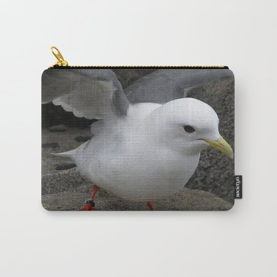 Red-Legged Kittiwake Carry-All Pouch