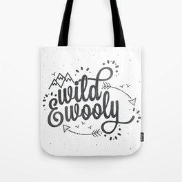 Wild & Wooly III Tote Bag