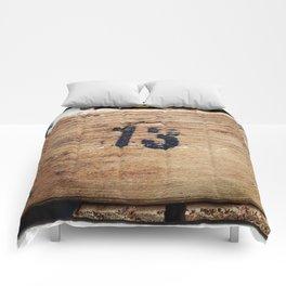 No. 13 Comforters
