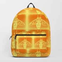 Bumble bees Backpack