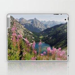 Cascade Summer Wildflowers Laptop & iPad Skin