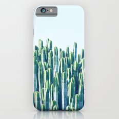 Cactus V2 #society6 #decor #fashion #tech #designerwear iPhone 6 Slim Case